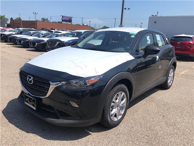 2019 Mazda CX-3 GS (Stk: SN1437) in Hamilton - Image 1 of 15