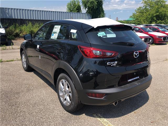 2019 Mazda CX-3 GS (Stk: SN1437) in Hamilton - Image 3 of 15