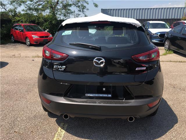 2019 Mazda CX-3 GS (Stk: SN1437) in Hamilton - Image 4 of 15