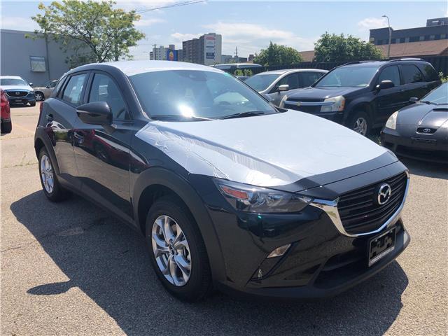 2019 Mazda CX-3 GS (Stk: SN1437) in Hamilton - Image 7 of 15