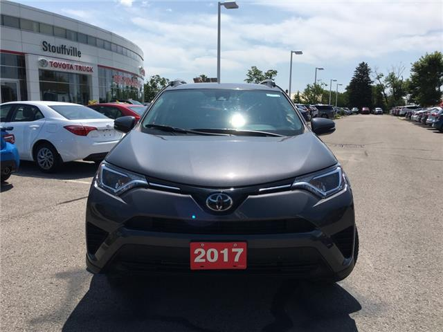 2017 Toyota RAV4 LE (Stk: P1888) in Whitchurch-Stouffville - Image 2 of 12