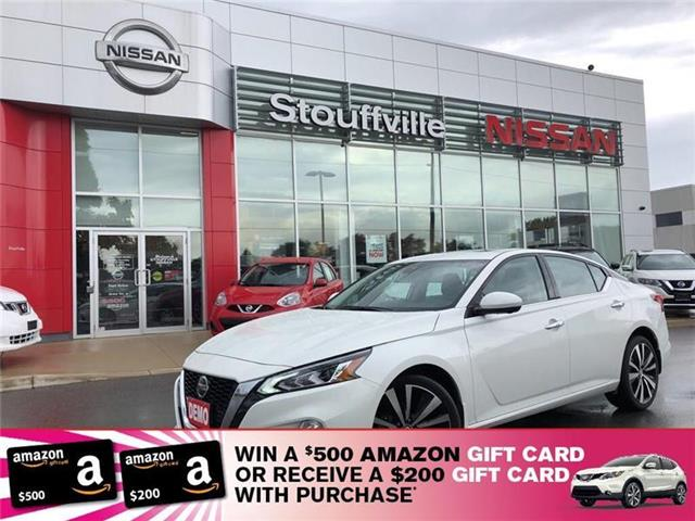 2019 Nissan Altima 2.5 Platinum (Stk: 19A007) in Stouffville - Image 1 of 20