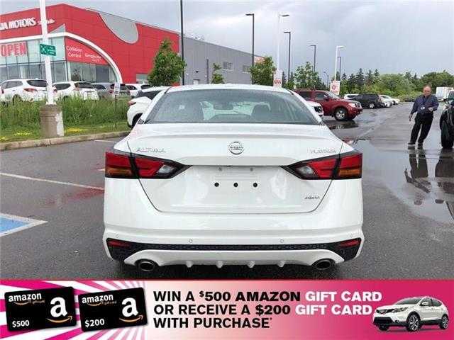 2019 Nissan Altima 2.5 Platinum (Stk: 19A007) in Stouffville - Image 3 of 20