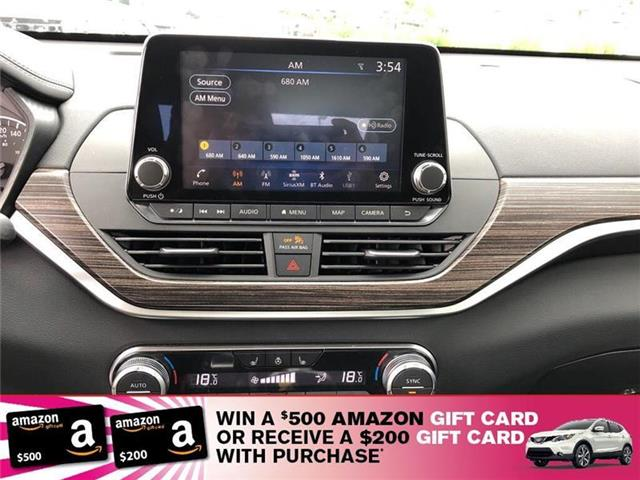 2019 Nissan Altima 2.5 Platinum (Stk: 19A007) in Stouffville - Image 13 of 20