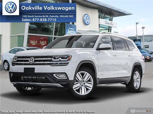 2019 Volkswagen Atlas 3.6 FSI Execline (Stk: 21538) in Oakville - Image 1 of 23