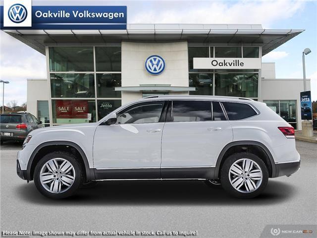 2019 Volkswagen Atlas 3.6 FSI Execline (Stk: 21538) in Oakville - Image 3 of 23