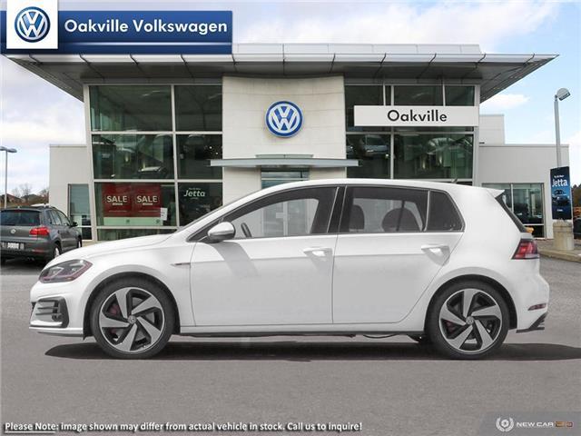 2019 Volkswagen Golf GTI 5-Door Autobahn (Stk: 21542) in Oakville - Image 3 of 23