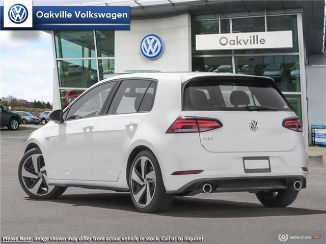 2019 Volkswagen Golf GTI 5-Door Autobahn (Stk: 21542) in Oakville - Image 4 of 23
