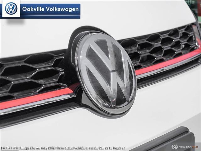 2019 Volkswagen Golf GTI 5-Door Autobahn (Stk: 21542) in Oakville - Image 9 of 23