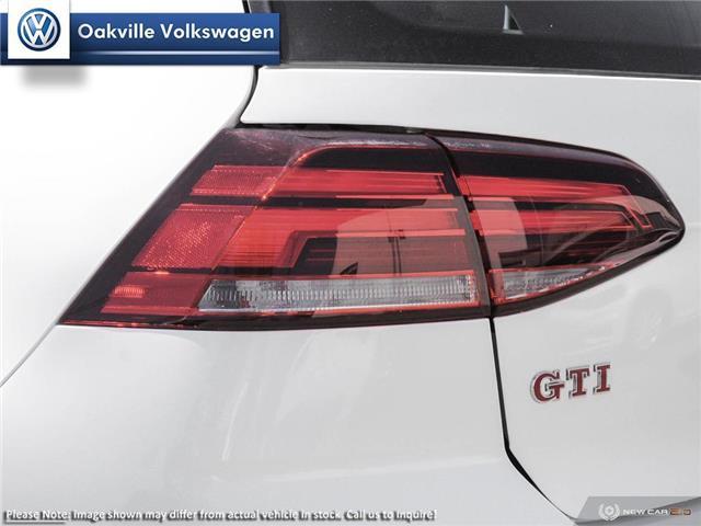 2019 Volkswagen Golf GTI 5-Door Autobahn (Stk: 21542) in Oakville - Image 11 of 23