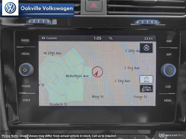 2019 Volkswagen Golf GTI 5-Door Autobahn (Stk: 21542) in Oakville - Image 18 of 23