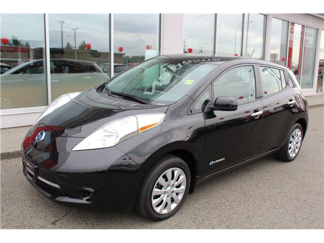 2017 Nissan LEAF S (Stk: P0198) in Nanaimo - Image 1 of 9