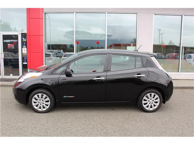 2017 Nissan LEAF S (Stk: P0198) in Nanaimo - Image 2 of 9