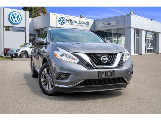 2017 Nissan Murano SL (Stk: KT139073A) in Vancouver - Image 1 of 28