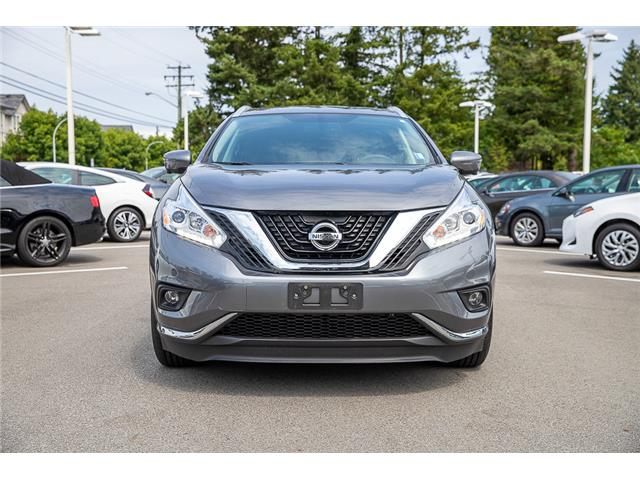 2017 Nissan Murano SL (Stk: KT139073A) in Vancouver - Image 2 of 28