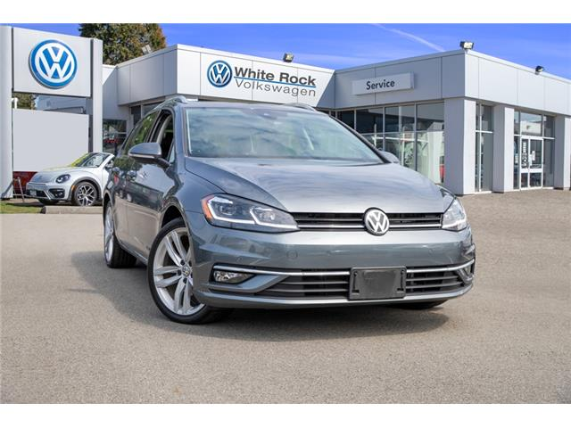 2018 Volkswagen Golf SportWagen 1.8 TSI Highline (Stk: VW0946) in Vancouver - Image 1 of 28