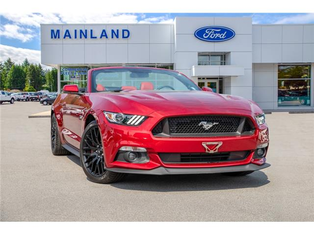 2017 Ford Mustang GT Premium (Stk: P5964) in Vancouver - Image 1 of 29