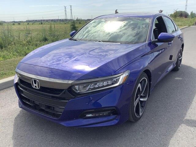 2019 Honda Accord Sport 2.0T (Stk: 190147) in Orléans - Image 8 of 20
