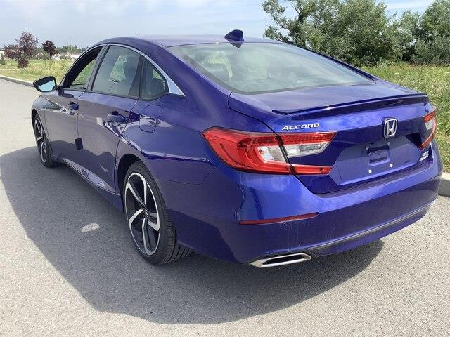 2019 Honda Accord Sport 2.0T (Stk: 190147) in Orléans - Image 9 of 20