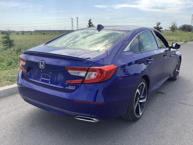 2019 Honda Accord Sport 2.0T (Stk: 190147) in Orléans - Image 10 of 20