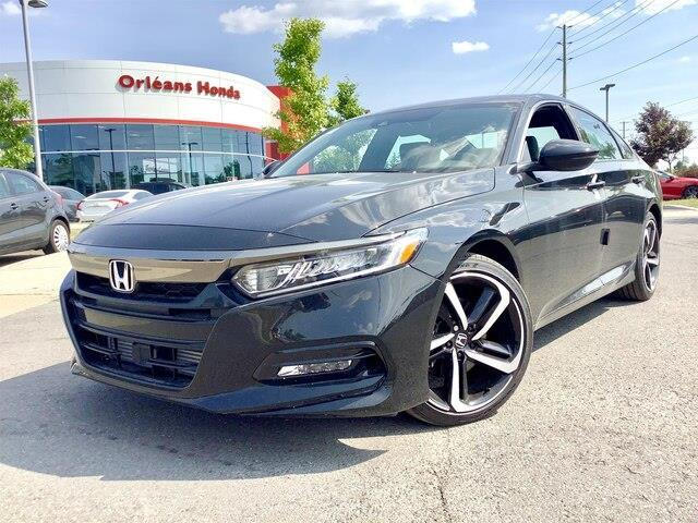 2019 Honda Accord Sport 1.5T (Stk: 190345) in Orléans - Image 1 of 21