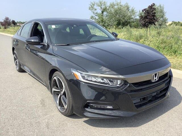 2019 Honda Accord Sport 1.5T (Stk: 190345) in Orléans - Image 12 of 21