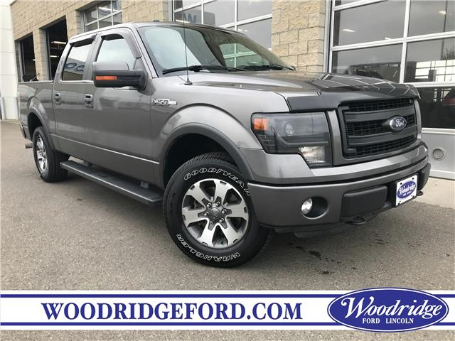 2014 Ford F-150 FX4 (Stk: K-1999A) in Calgary - Image 1 of 23