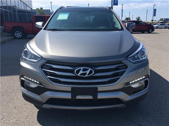 2018 Hyundai Santa Fe Sport 2.4 Luxury (Stk: 18-79086RJB) in Barrie - Image 2 of 30