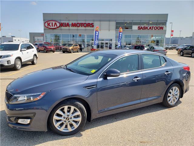 2014 Kia Optima EX (Stk: P4565A) in Saskatoon - Image 1 of 30