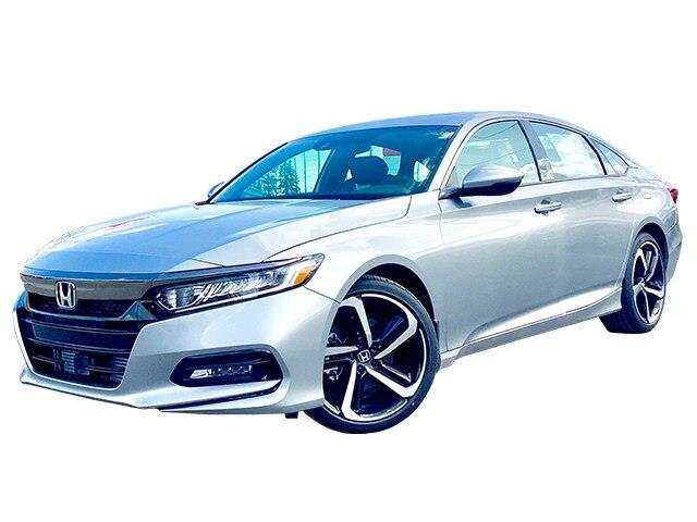 2019 Honda Accord Sport 1.5T (Stk: 190308) in Orléans - Image 1 of 22