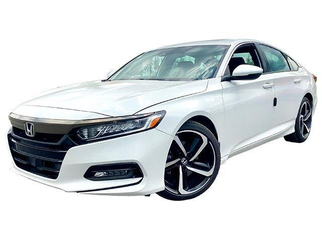 2019 Honda Accord Sport 1.5T (Stk: 190303) in Orléans - Image 1 of 21