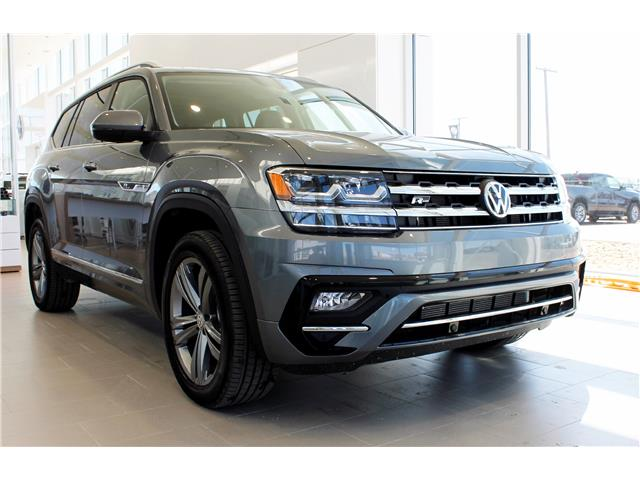 2019 Volkswagen Atlas 3.6 FSI Execline (Stk: 69247) in Saskatoon - Image 1 of 23