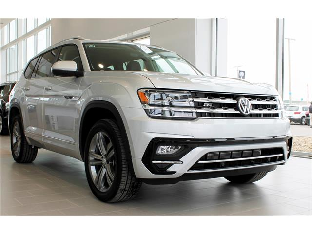 2019 Volkswagen Atlas 3.6 FSI Highline (Stk: 69382) in Saskatoon - Image 1 of 25