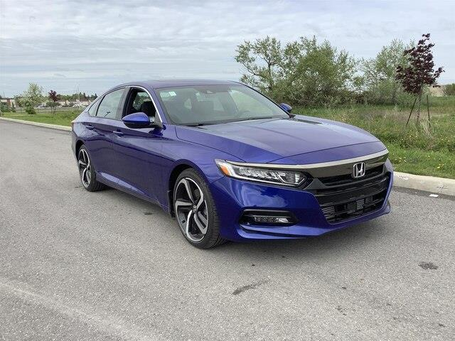2019 Honda Accord Sport 1.5T (Stk: 190772) in Orléans - Image 12 of 18