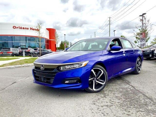 2019 Honda Accord Sport 1.5T (Stk: 190772) in Orléans - Image 18 of 18