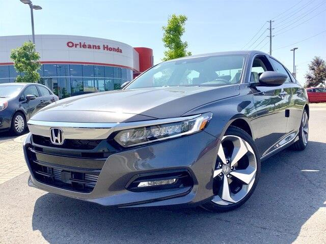 2019 Honda Accord Touring 1.5T (Stk: 190974) in Orléans - Image 1 of 21