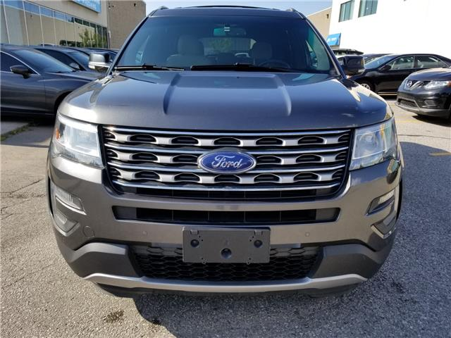 2016 Ford Explorer XLT (Stk: ) in Concord - Image 3 of 26