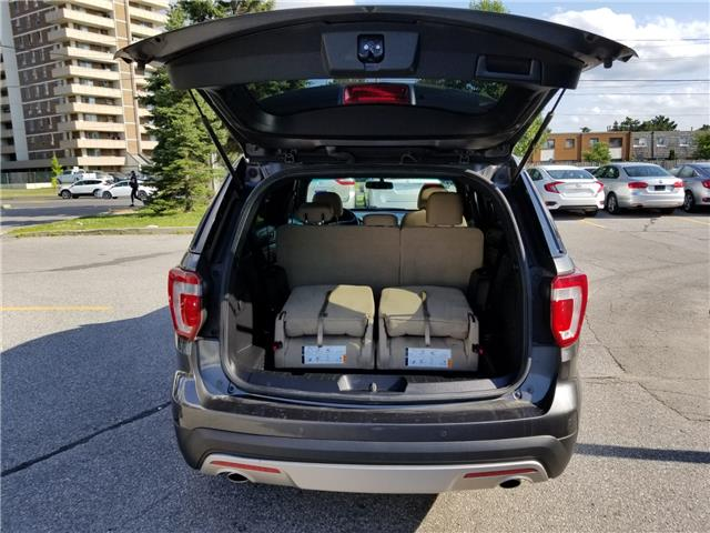 2016 Ford Explorer XLT (Stk: ) in Concord - Image 7 of 26