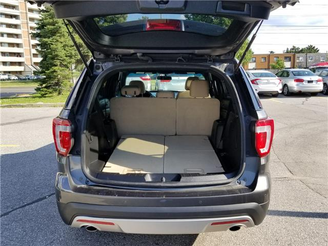2016 Ford Explorer XLT (Stk: ) in Concord - Image 8 of 26