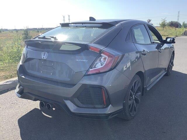 2017 Honda Civic Sport (Stk: P0834) in Orléans - Image 12 of 22