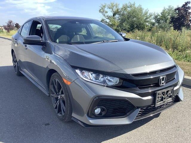 2017 Honda Civic Sport (Stk: P0834) in Orléans - Image 13 of 22