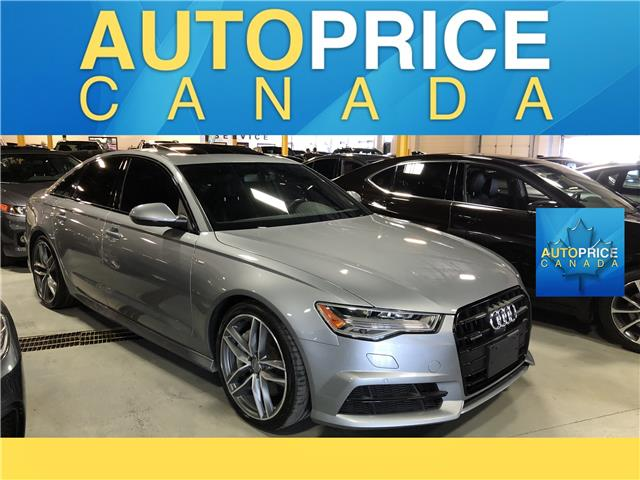 2017 Audi A6 3.0T Technik (Stk: W0500) in Mississauga - Image 1 of 24