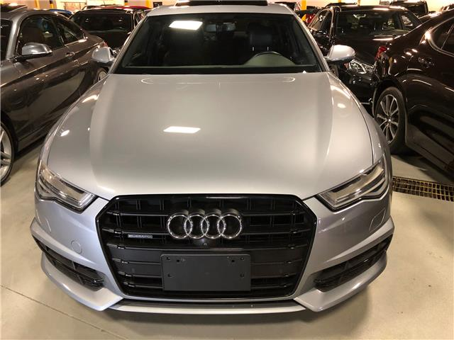 2017 Audi A6 3.0T Technik (Stk: W0500) in Mississauga - Image 2 of 24