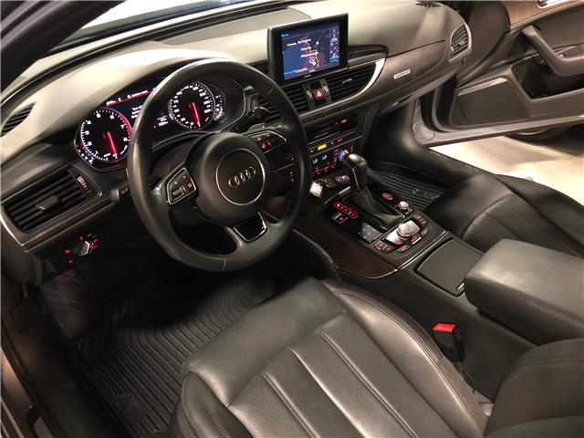 2017 Audi A6 3.0T Technik (Stk: W0500) in Mississauga - Image 5 of 24