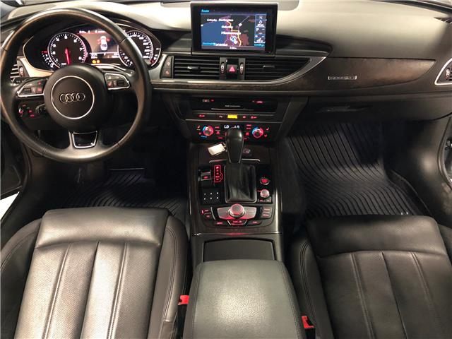 2017 Audi A6 3.0T Technik (Stk: W0500) in Mississauga - Image 6 of 24