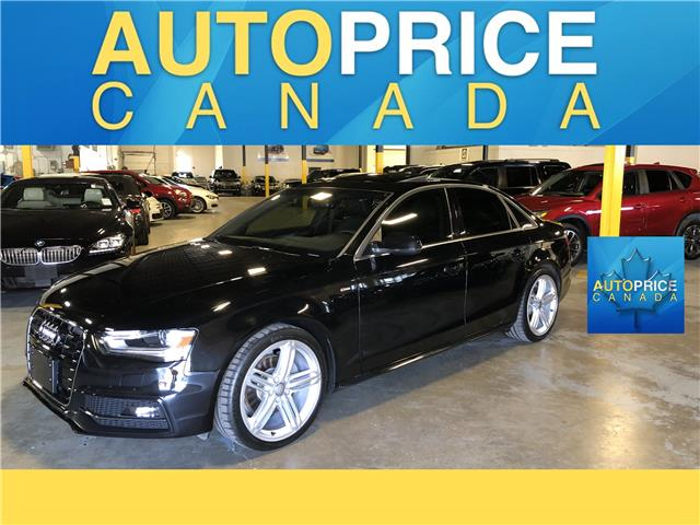 2015 Audi A4 2.0T Progressiv plus (Stk: F0498) in Mississauga - Image 1 of 26