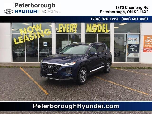 2019 Hyundai Santa Fe Luxury (Stk: H12050) in Peterborough - Image 1 of 21