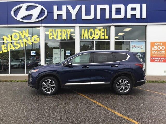 2019 Hyundai Santa Fe Luxury (Stk: H12050) in Peterborough - Image 3 of 21