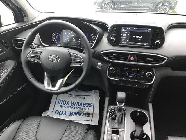 2019 Hyundai Santa Fe Luxury (Stk: H12050) in Peterborough - Image 13 of 21