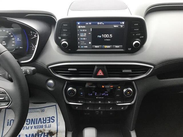 2019 Hyundai Santa Fe Luxury (Stk: H12050) in Peterborough - Image 15 of 21